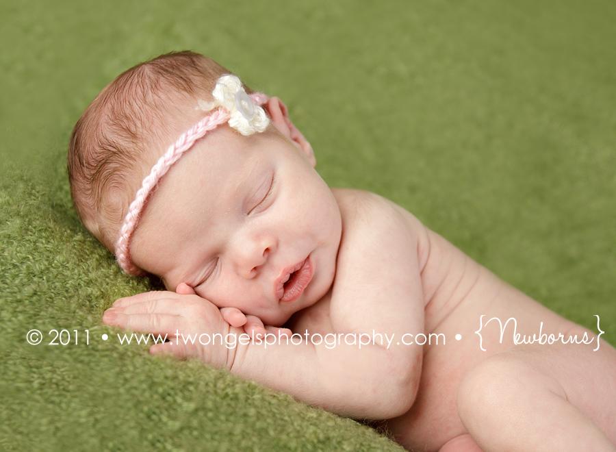 352c529ebdad6 Sweet baby girl   Brighton Michigan newborn photographer – Two ...